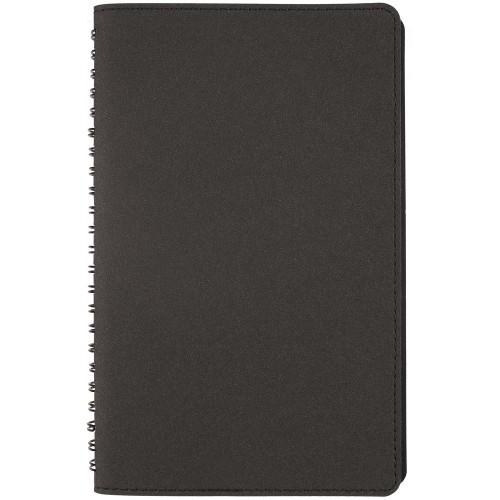 Ежедневник Scroll, недатированный, темно-серый