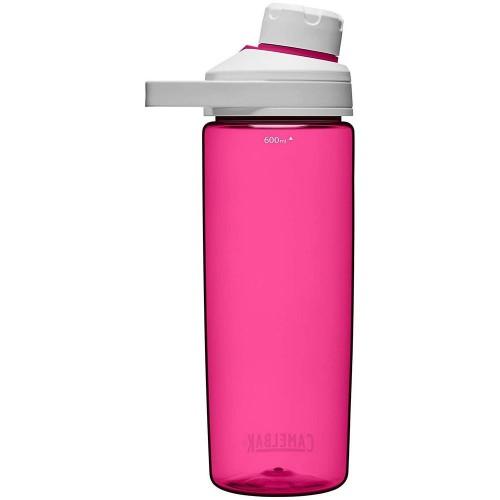 Спортивная бутылка Chute 600, розовая