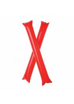 Палки-стучалки для болельщиков Thunder Rolls, красные