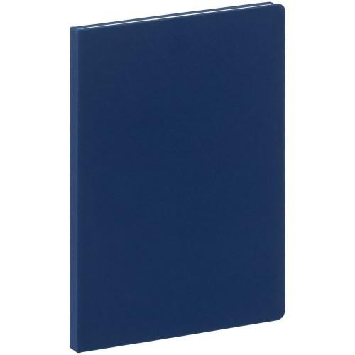 Еженедельник Shall, недатированный, синий