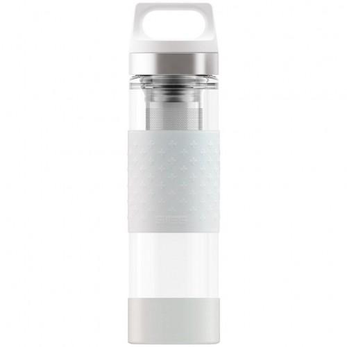 Бутылка для воды Glass WMB, белая