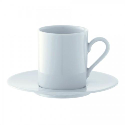 Набор кофейных пар для эспрессо Dine, белый