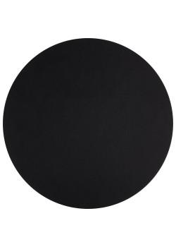 Костер Satiness, круглый, черный