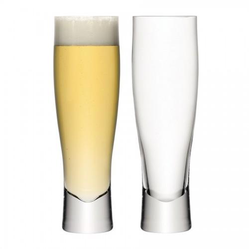 Набор больших бокалов для пива Bar