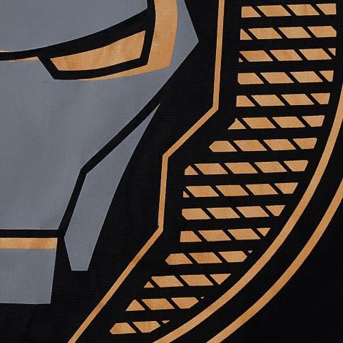 Дождевик Tony Stark Icon, черный