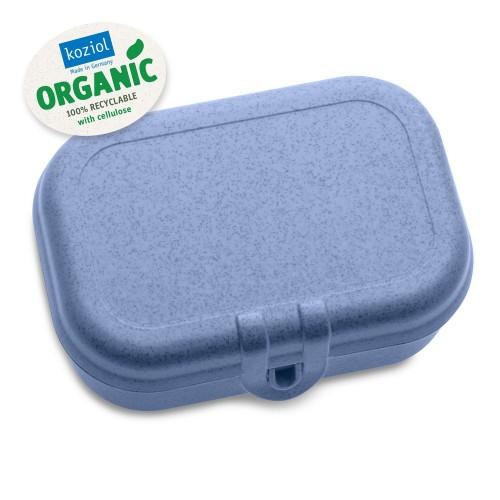 Ланчбокс Pascal Organic, малый, синий