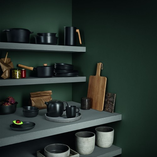 Блюдо сервировочное Nordic Kitchen, черное