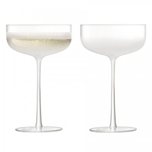 Набор бокалов для шампанского Mist Saucer