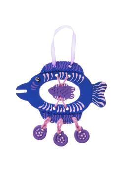 Набор для творчества «Игрушка своими руками. Рыбка Ундина»