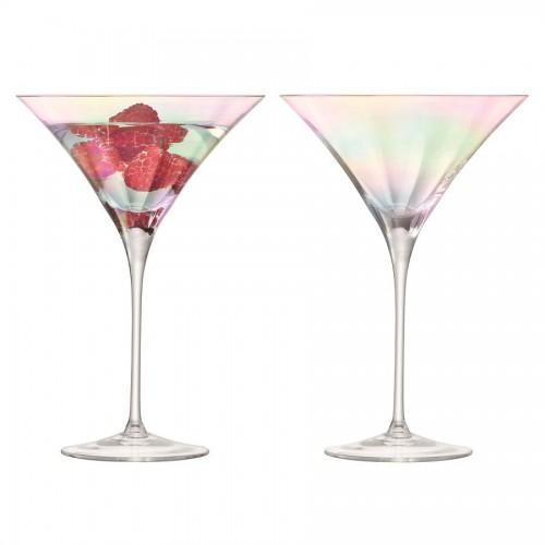 Набор бокалов для коктейлей Pearl