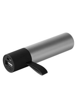 Внешний аккумулятор stickBank 3000 мАч, серебристый