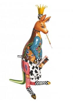 Скульптура «Кенгуру Скиппи»