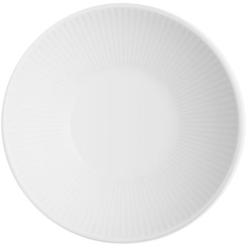 Миска сервировочная Legio Nova, большая, белая