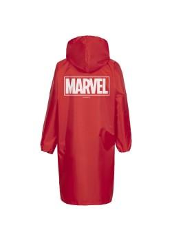 Дождевик Marvel, красный