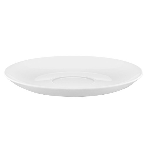 Блюдце Legio, белое