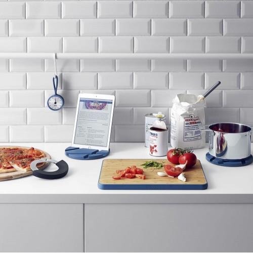 Подставка для посуды или планшета SmartMat, серая