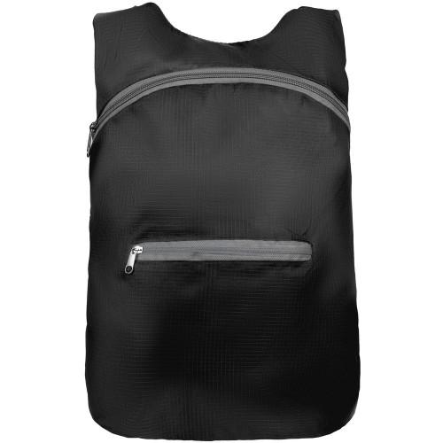 Складной рюкзак Barcelona, черный