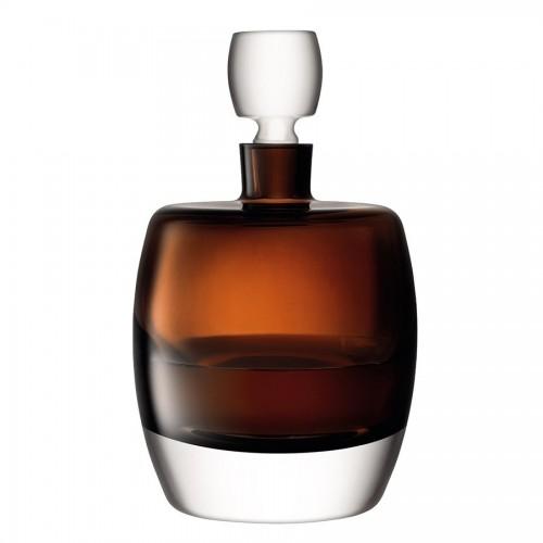 Декантер Whisky Club, коричневый