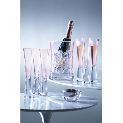 Набор для шампанского Moya, розовый