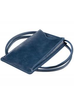 Сумочка для телефона Apache, синяя