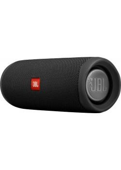 Беспроводная колонка JBL Flip 5, черная