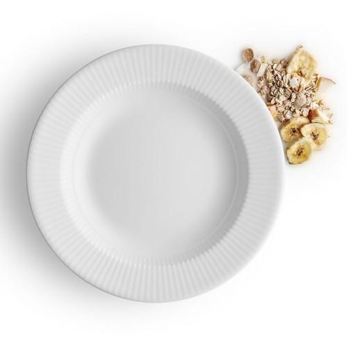 Тарелка суповая Legio Nova, малая, белая