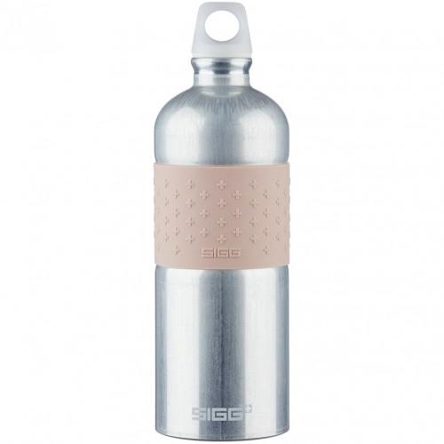 Бутылка для воды Cyd Alu, бежевая
