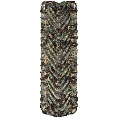 Надувной коврик Insulated Static V Camo, камуфляж