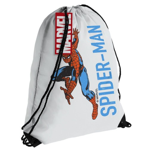 Рюкзак Spider-Man, белый
