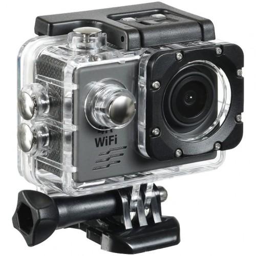 Экшн-камера Digma DiCam 300, серая