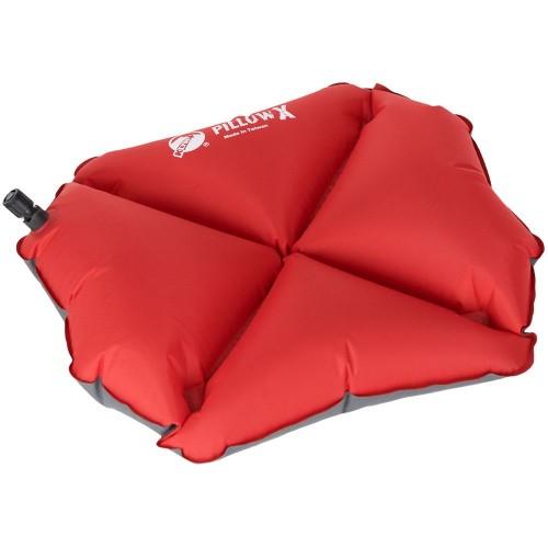 Надувная подушка Pillow X, красная