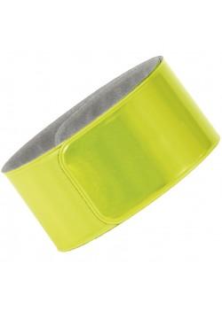 Светоотражающий браслет Lumi, желтый неон