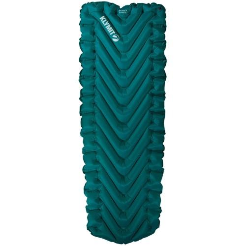 Надувной коврик Static V Luxe SL, синий