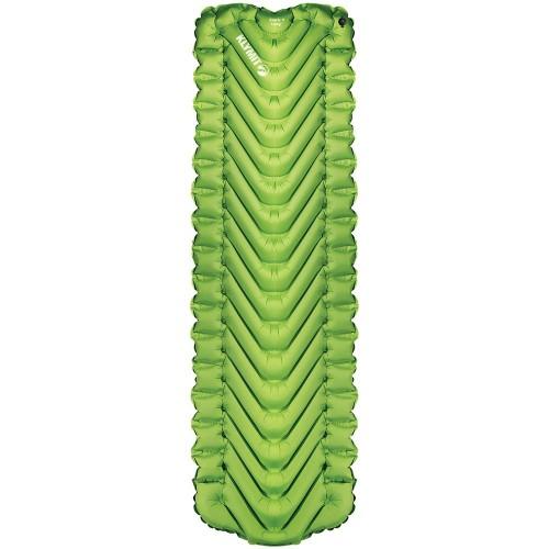 Надувной коврик Static V Long, зеленый