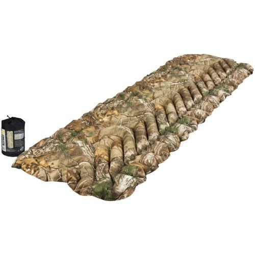 Надувной коврик Insulated Static V Realtree Camo, камуфляж