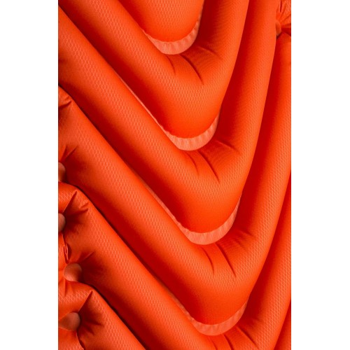 Надувной коврик Insulated Static V, оранжевый