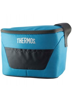 Термосумка Thermos Classic 9 Can Cooler, бирюзовая