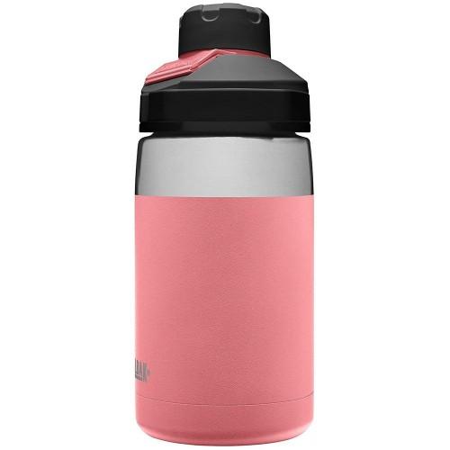 Термобутылка Chute 350, розовая