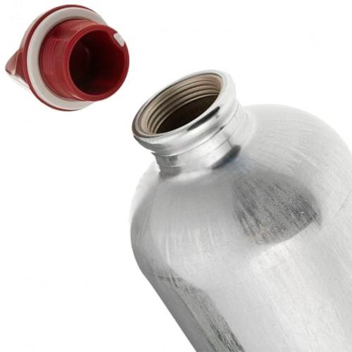 Бутылка для воды Traveller 600, светло-серая