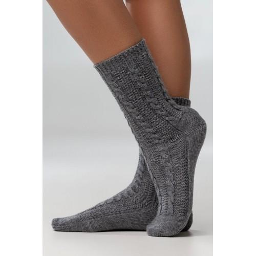 Носки Keep Feet, серые