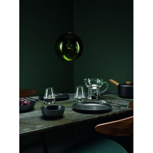 Тарелка Nordic Kitchen, малая, черная