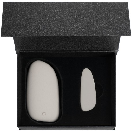Набор Cobblestone, средний, светло-серый