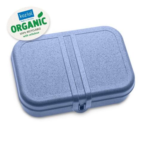 Ланчбокс Pascal Organic, большой, синий