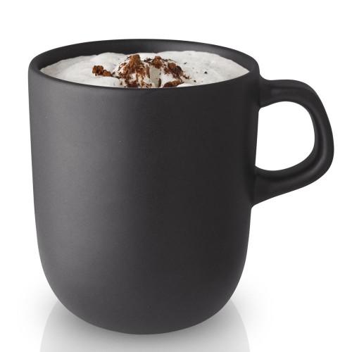 Чашка Nordic Kitchen, большая, черная