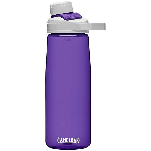 Спортивная бутылка Chute 750, фиолетовая