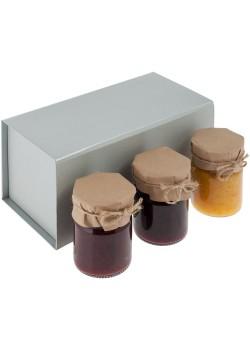 Набор Jam Jar, серебристый