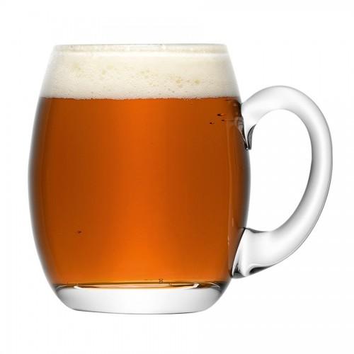 Кружка для пива Bar Curved