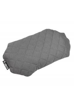Надувная подушка Pillow Luxe, серая