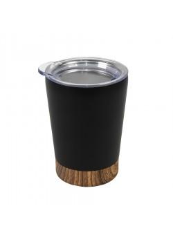Термокружка CARBON, черный