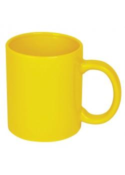 Кружка BASIC, желтый